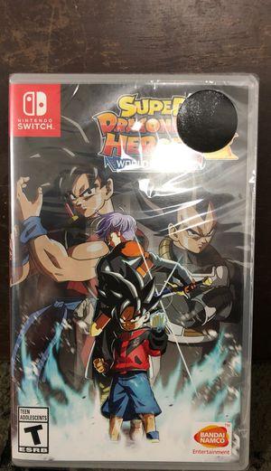 Super dragon ball nintendo switch for Sale in Detroit, MI