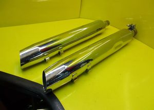 Harley Davidson M8 Mufflers for Sale in Parma, OH