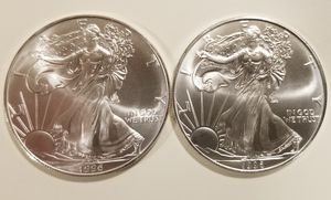 1996 American Silver Eagles for Sale for sale  Old Bridge, NJ