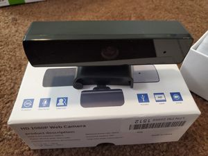 Hd 1080p web camera s4 for Sale in San Diego, CA