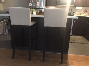 """30"""" bar stools for Sale in Portland, OR"""