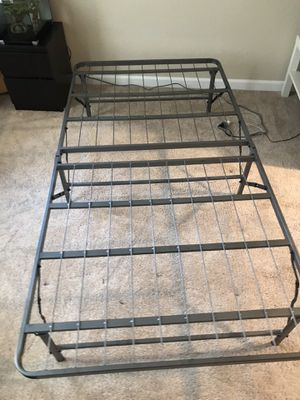 Collapsible twin bed frame for Sale in Seattle, WA