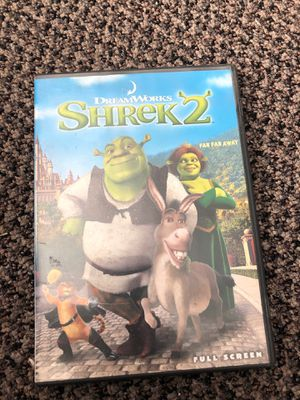 Shrek 2 dvd for Sale in Glendora, CA