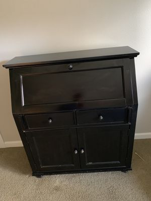 Desk (secretary desk with fold out table for laptop/computer) for Sale in West Linn, OR