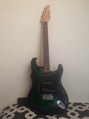 Crescent Electric Guitar for Sale in Alexandria, VA