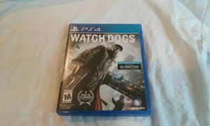 Watchdogs (PS4) for Sale in Ephrata, WA