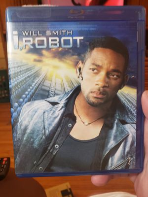 I Robot Bluray for Sale in Minneapolis, MN