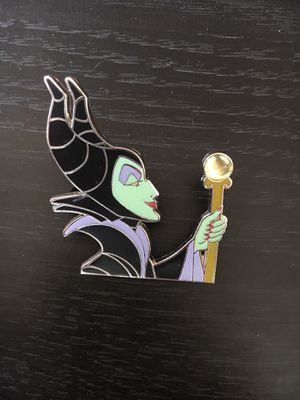 Maleficent Disney Pin $15 OBO for Sale in La Mirada, CA