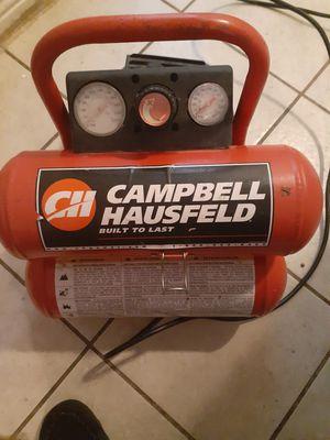 Campbell hausfeld air compressor for Sale in Mesa, AZ