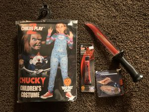 Chucky Children's Costume for Sale in Los Angeles, CA