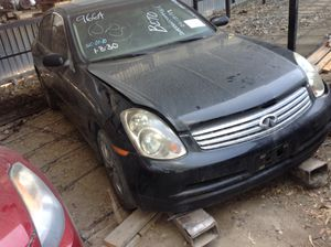 2004 Infinity G35 for parts only for Sale in San Diego, CA