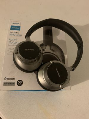 Anker soundcore Bluetooth headset headphones for Sale in Pittsburgh, PA
