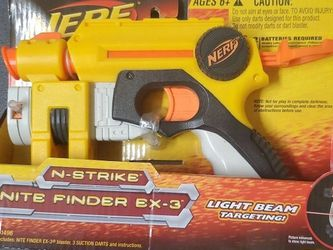 NERF Nite Finder EX-3 New for Sale in West Covina,  CA