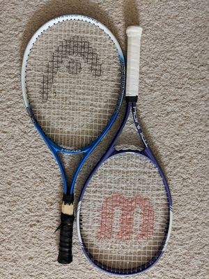 Tennis Rackets for Sale in Morrisville, NC