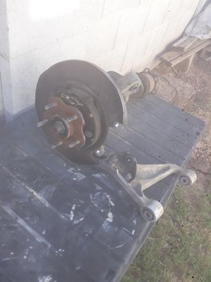 G35 parts spindle knuckle axle for Sale in Phoenix, AZ