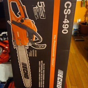 Echo CS-490 for Sale in Queens, NY