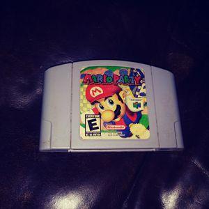 Mario Party N64 for Sale in Renton, WA