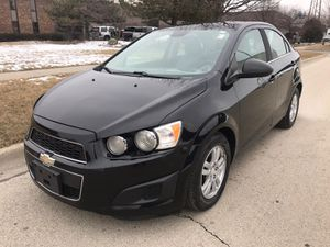 2012 Chevy Sonic LT 61k Miles One Owner for Sale in Chicago, IL