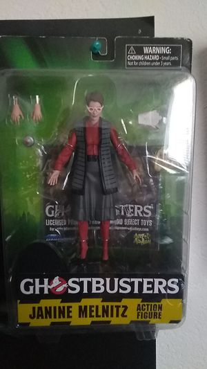 Ghostbusters (Janine melnitz) action figure for Sale in Antioch, CA