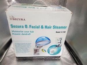 Secura Facial and Hair Steamer for Sale in Jurupa Valley, CA