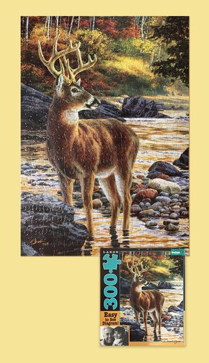Wildlife Puzzle for Sale in Mount Olive Township, NJ