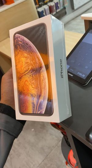 Iphone xs max 256gb Unlocked carrier for Sale in Los Angeles, CA