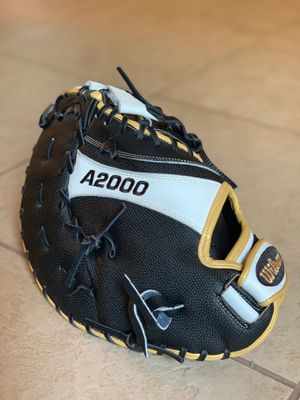 "Wilson A2000 12"" Softball Glove 1st Base for Sale in Spring, TX"