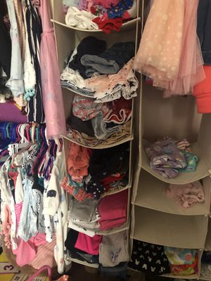3pc closet organizer for Sale in Orlando, FL