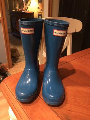 Hunter Original kids rain boots for Sale in Delaware Bay, US