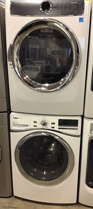 Whirlpool washer and Electrolux dryer for Sale in Vancouver, WA