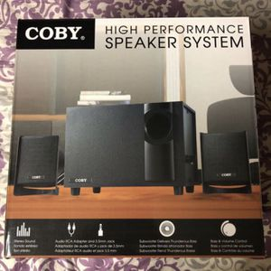 Coby High Performance Speaker for Sale in San Diego, CA