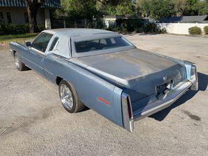 1978 Cadillac Eldorado Biarritz 75k miles for Sale in Tampa, FL