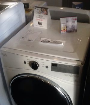 New open box whirlpool electric dryer WED8540FW for Sale in Long Beach, CA