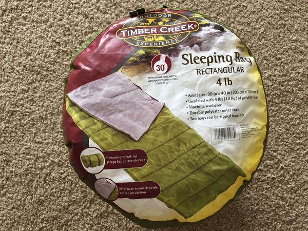 Timber Creek Sleeping bag 80 * 40 inches