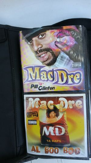 Mac Dre/Thizz Collection Original Thirty Cds for Sale for sale  San Jose, CA