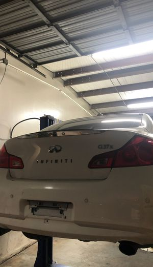 Parts for 2010 Infiniti G37x all wheel drive for Sale in Austin, TX