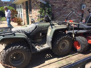 Four wheeler for trade for Sale in Lake Charles, LA