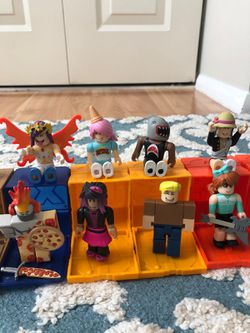 Roblox Toys with Box And Shopkins for Sale in Centreville,  VA