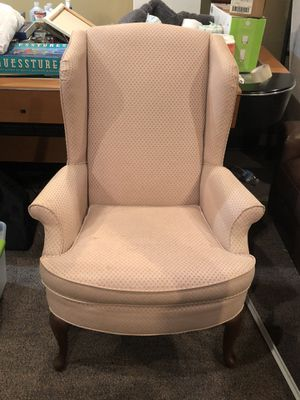 Wing chair for Sale in Newtown, PA