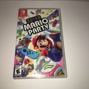 Super Mario Party for Nintendo Switch for Sale in Phoenix, AZ