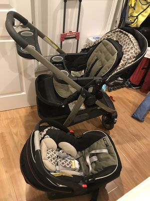 Graco stroller and infant car seat for Sale in Davison, MI