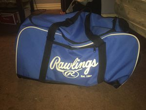 Rawlings Covert Duffle Bag for Sale in Houston, TX