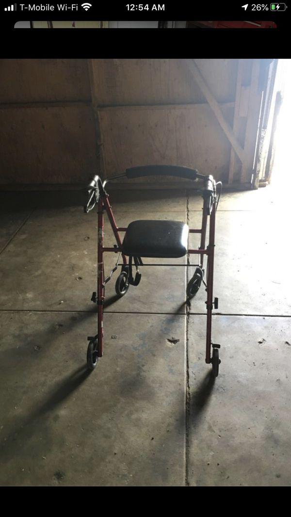 Walking chair