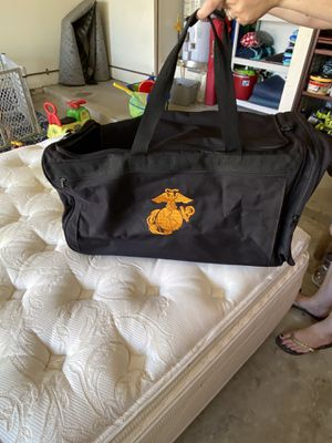 Marine Corp Extra Large Duffle Bag for Sale in Vista, CA
