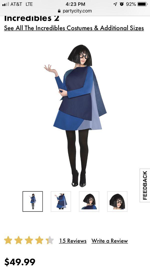 Halloween Costume - Edna Mode