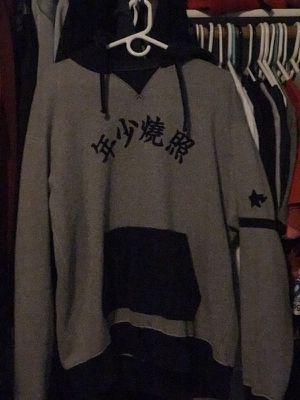 Bape teriyaki source hoodie L for Sale in West Linn, OR