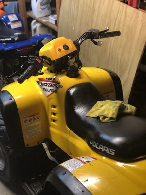 2003 Polaris sportsman 90cc HAS TITLE for Sale in Gambrills, MD