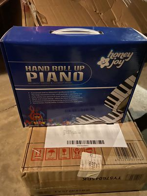 2 roll up piano keyboard for Sale in Anaheim, CA