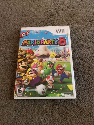 Mario party eight for the wii for Sale in Lock Haven, PA
