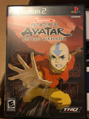 PlayStation 2 Avatar-The last Airbender for Sale in Buena Park, CA